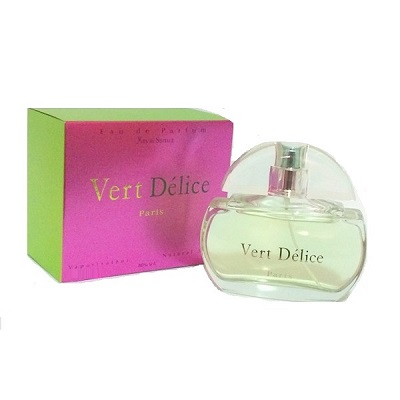 Vert Delice Perfume by Yves de sistelle 3.3oz Eau De Parfum spray for Women